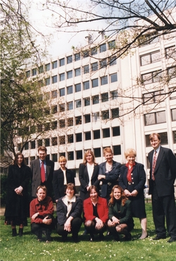 1992 Square de meeus team