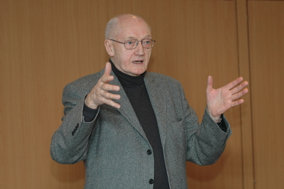 2007 St Andrews Lecture